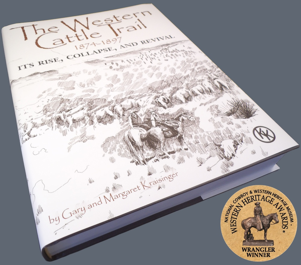 The Western Cattle Trail: It's Rise, Collapse, and Revival