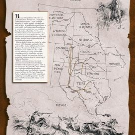 The Goodnight Trail System (1866-1885)