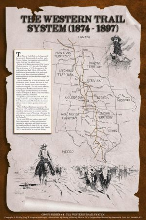 The Western Trail System (1874-1897)